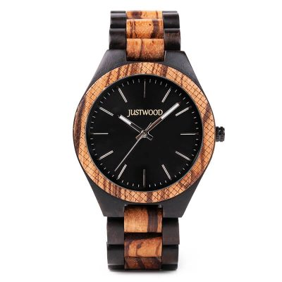 Apollo II wooden watch JUSTWOOD