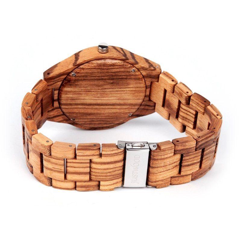 Genius-Zebra-JUSTWOOD-Wooden-Watch-Back