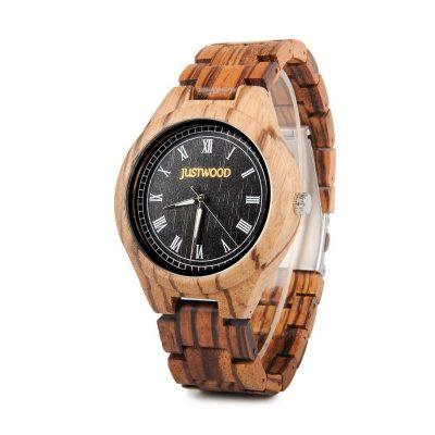 Genius-Zebra-Mens-Wooden-Watch-FRONT