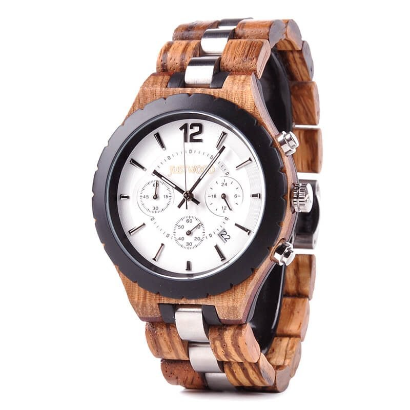 Synergy-Arctic-wooden-watch-JUSTWOOD-Side