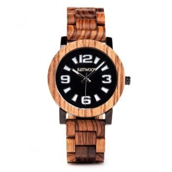 Kingsmen-Zebra-wooden-watch-JUSTWOOD
