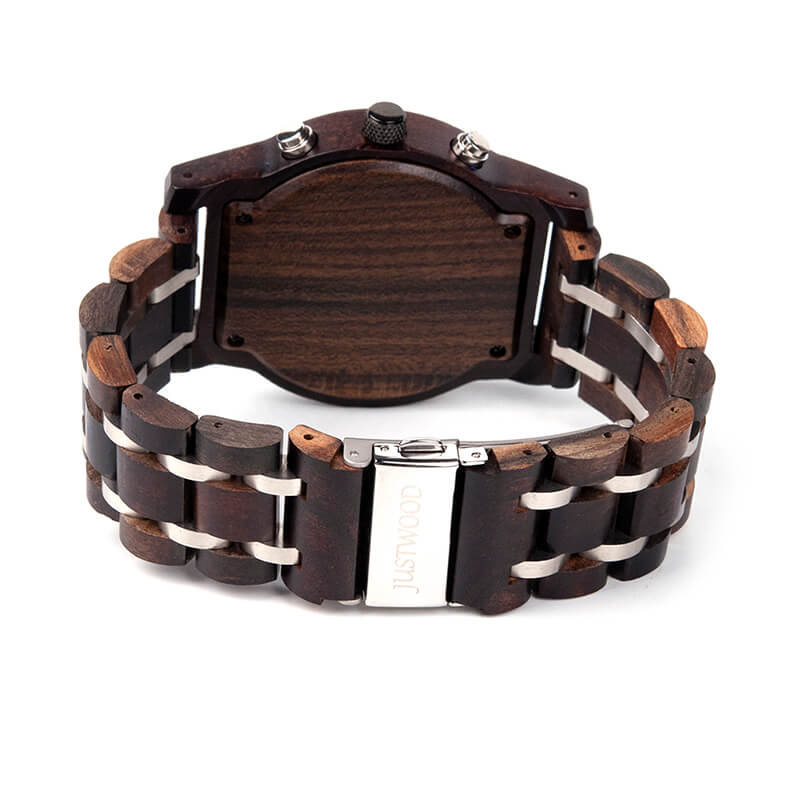 Vogue-Lightning-wooden-watch-JUSTWOOD-Back