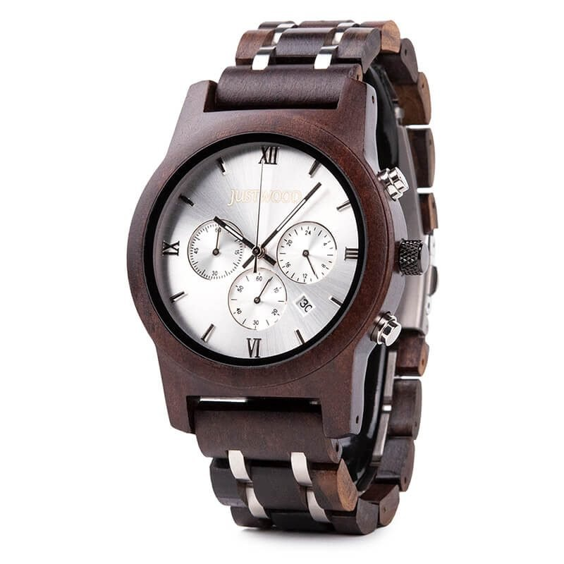 Vogue-Lightning-wooden-watch-JUSTWOOD-Side