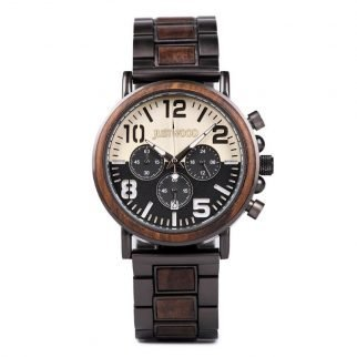 Coachmen Director JUSTWOOD Wooden Watch