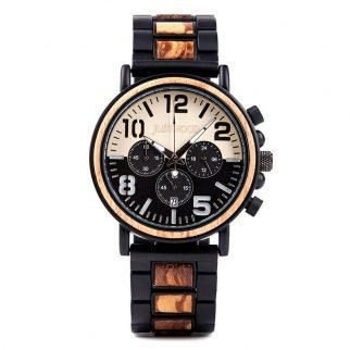 Coachmen Executive wooden watch JUSTWOOD