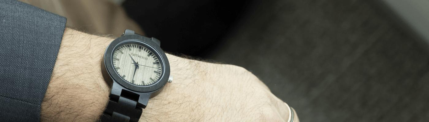 justwood slider wooden watches augusta