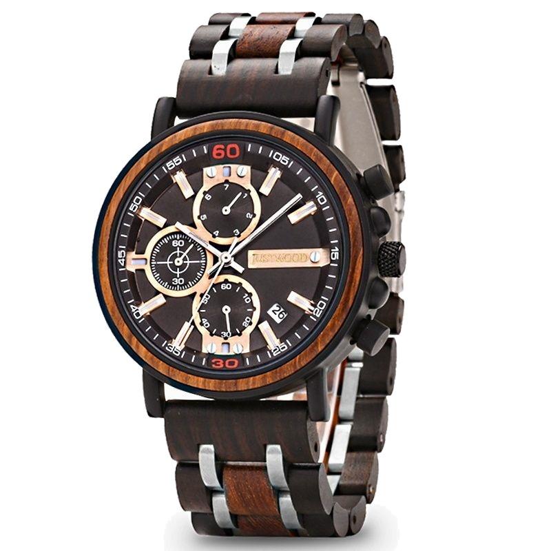 Wyndham Wooden Watch
