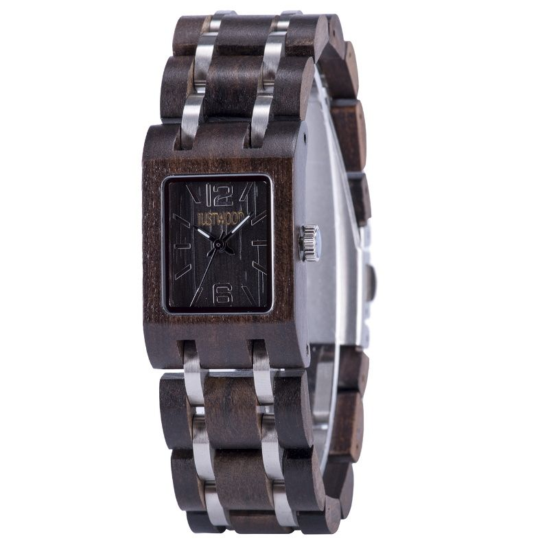 Amy Ladies Wooden Watch