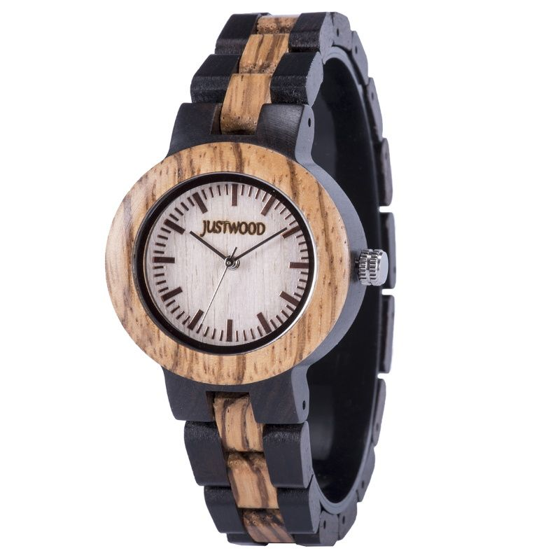Australis Ladies Wooden Watch