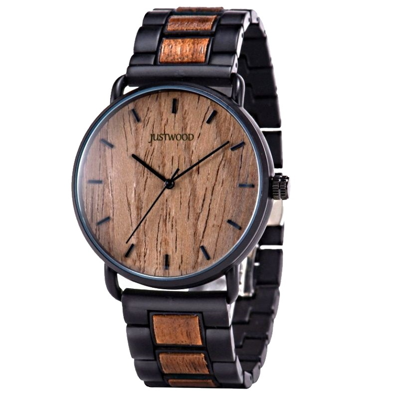 Austin Mens Wooden Watch
