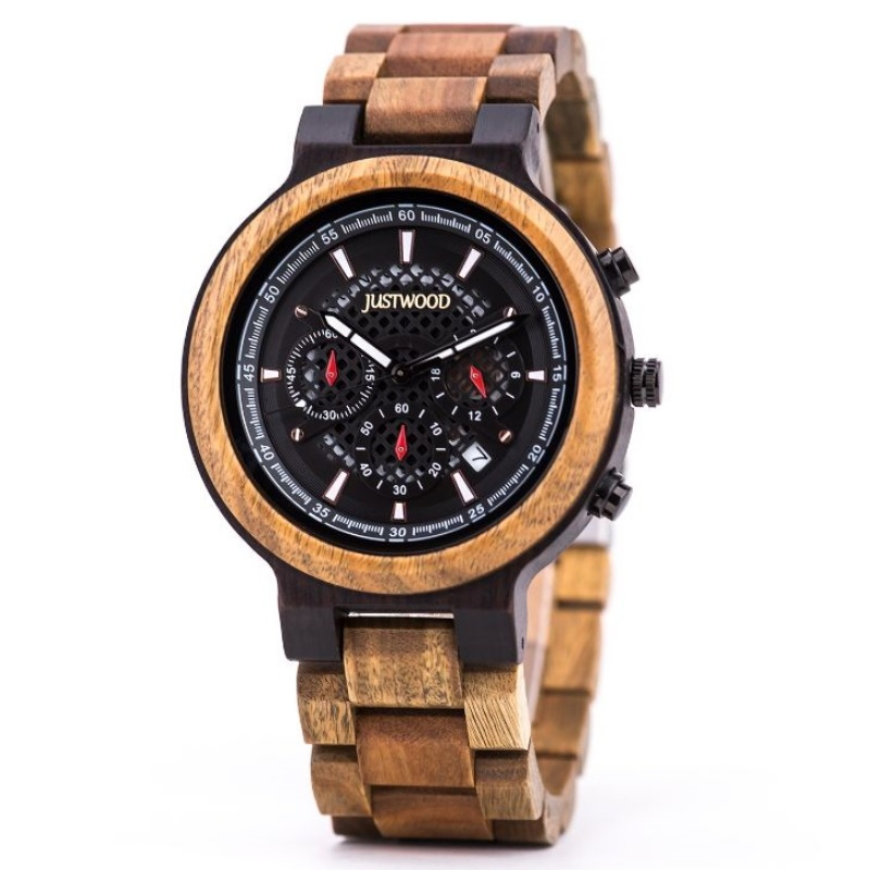 portland wooden watch