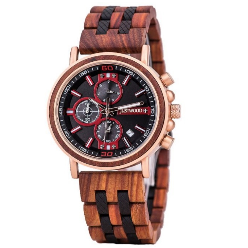 pilbara wooden watch