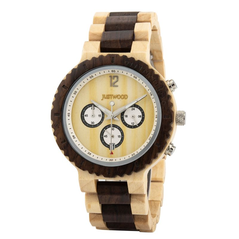 Auckland Bamboo Watch