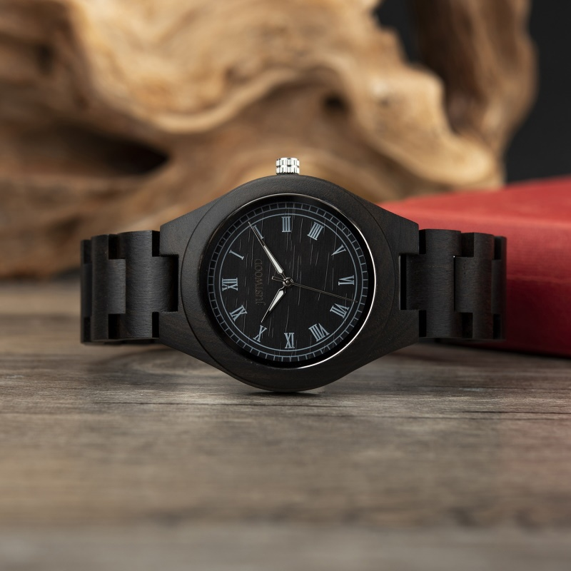 Genius Styled JUSTWOOD Wooden Watches